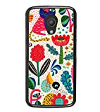 Modern Clipart Colorful Floral Painting Animated 3D Print Cover for Motorola Moto G2 :: Motorola Moto G 2nd Gen :: Motorola Moto G XT1068 :: Motorola Moto G 2nd Gen :: Motorola Moto G Dual SIM 2nd gen :: Motorola Moto G Dual SIM 2014 by Snapdilla