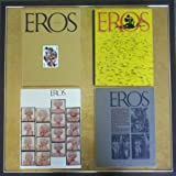 img - for EROS Magazine, Issues #1,2,3,4 (Complete Collection) (Complete Collection Prior to Ginzburg's indictment on pornography) book / textbook / text book