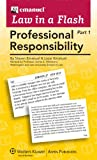 Law in a Flash Cards: Professional Responsibility (2-part set)