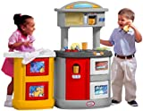 Little Tikes DoubleUp Kitchen & Laundry Centre