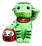Japanese Talisman Maneki Kappa Folklore Giant Salamander River Blessings Figurine