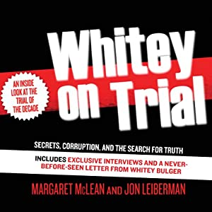 Whitey on Trial Audiobook