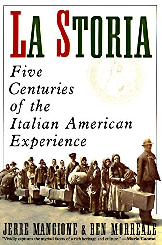 la-storia-five-centuries-of-the-italian-american-experience