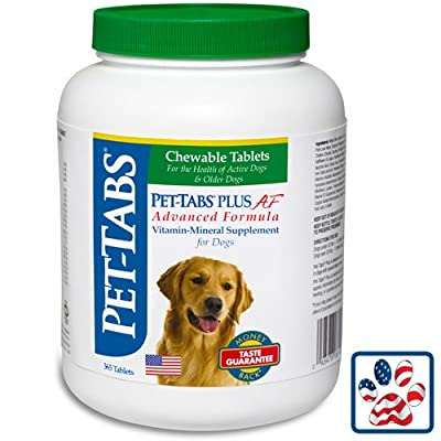 Pet Tabs - AF - Advanced Formula - Three Hundred and Sixty Five Count