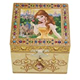 Beauty & the Beast Belle Musical Jewelry Box