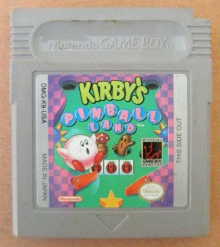 Kirby Game Boy