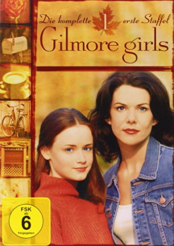 Gilmore Girls - Staffel 1 [6 DVDs]