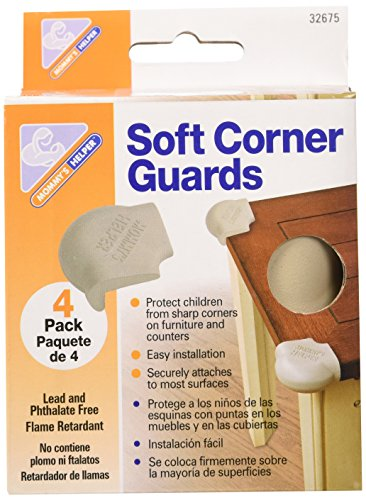 Mommys Helper Soft Corner Guards