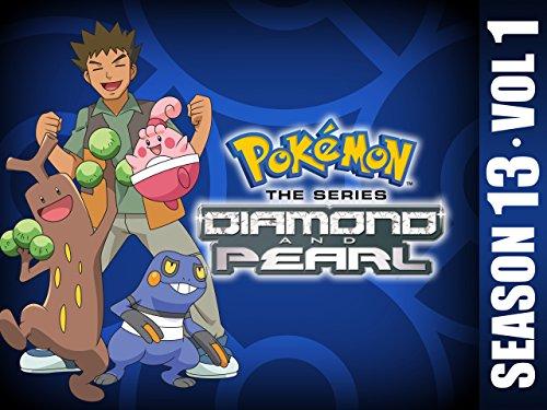 Pokémon the Series: Diamond and Pearl on Amazon Prime Instant Video UK