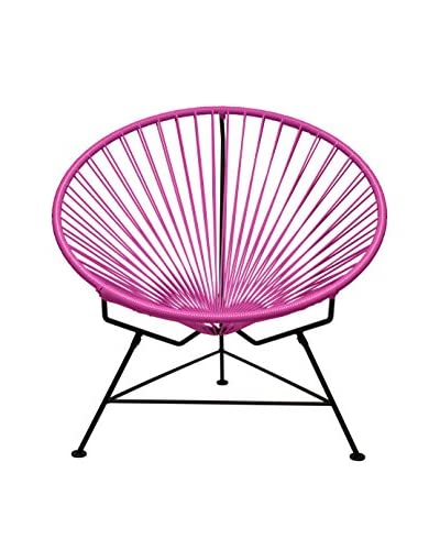 Innit Designs Innit Chair, Pink/Black