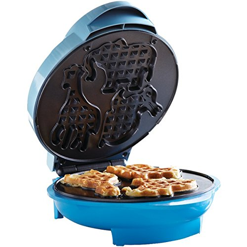 Brentwood Electric Food Maker (Animal-Shapes Waffle Maker)