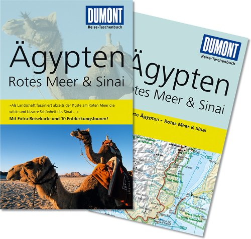 DuMont Reise-Taschenbuch Reiseführer Ägypten,