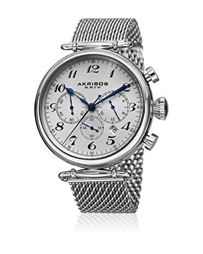 Akribos XXIV Reloj de cuarzo Man AK627SSW 46 cm