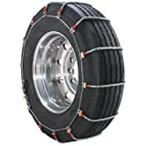 Security Chain Company TC2512MM Radial Chain LT Tire Chains, 1 Pair, For Select  Light Trucks ~ SCC