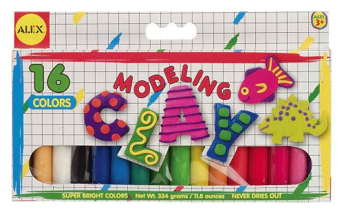Modeling Clay (Box 16)