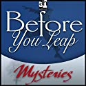 Before You Leap (       UNABRIDGED) by John Lutz Narrated by Jerry Orbach