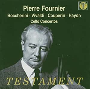 Pierre Fournier Plays