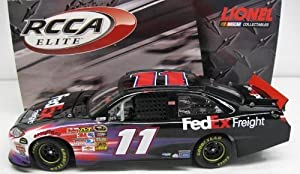 Buy 2011 Denny Hamlin 11 Fedex Freight 1 24 Lionel RCCA Elite Nascar Diecast by Lionel Collectables