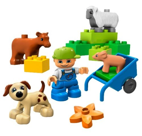 jeux de construction duplo jeux de construction ville les animaux sale. Black Bedroom Furniture Sets. Home Design Ideas