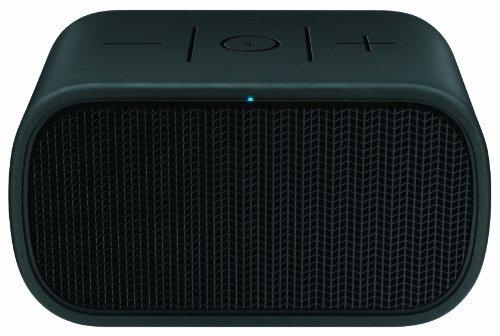 Ultimate Ears Mini Boom Wireless Bluetooth Speaker/Speakerphone - Black Color: Black Pc, Personal Computer