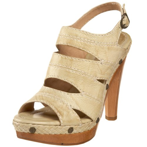 Frye Women's Dara Campus Stitch 73625 Heeled Sandal Clay 73625Cla10 8 UK
