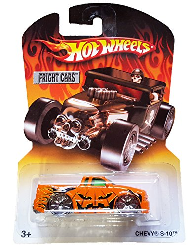 Hot Wheels Fright Cars - Chevy S-10 - 2007 - 1