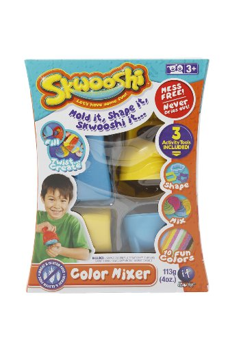 Skwooshi Compound Mixer Kit, 4-Ounce