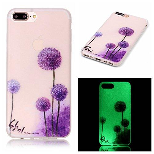 fur-iphone-7-plus-55-inch-luminous-glow-soft-tpu-shell-purple-dandelions