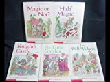 Edward Eager's Magic Tales (Half Magic, Time Garden, Magic or Not? The Well-Wishers, Knight's Castle