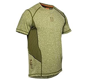 5.11 Mens Recon Short Sleeve Performance Top by 5.11