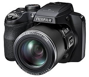 Fujifilm FinePix S9200 - 16MP CMOS Digital Camera with 50x Zoom, Full HD Video Recording, 3