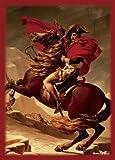 ハイブリッドスリーブ ジャック=ルイ・ダヴィッド 「サン・ベルナール峠を越えるナポレオン」