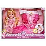 Disney Princess Toddler Doll & Dress Combo Aurora