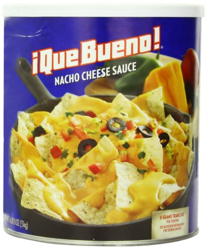 Ortega Que Bueno Nacho Cheese Sauce, 6 lb. 10 oz. (Ortega Nacho Cheese compare prices)