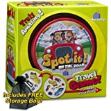 Spot It! On the Road Travel Game with FREE Storage Bag!