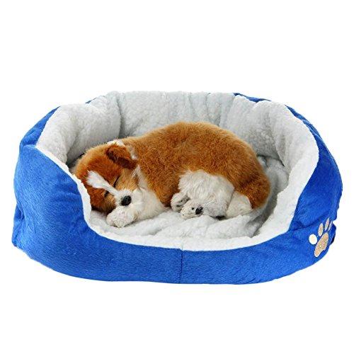 Artikelbild: Hundebett Hundekissen Hundesofa Katzenbett Tierbett ,Blau