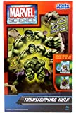 Uncle Milton Transforming Hulk Marvel Science Kit