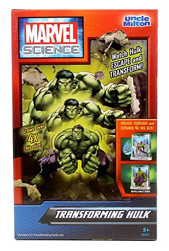 Uncle Milton - Marvel Science - Transforming Hulk