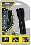 Rayovac RoughNeck 220 Lumen 3AA LED Flashlight with Batteries and Holster (RNT3AAA-B)