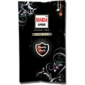 Sharda Supreme,Incense Sticks Pack Of 3 (150 Sticks Approx In Each Pack)