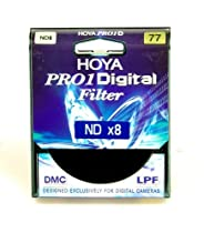 Hoya 77mm DMC PRO1 Digital ND8X (0.9) Neutral Density Filter