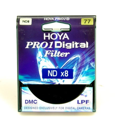 Hoya 77mm Pro-1 Digital ND8 Screw in Filter