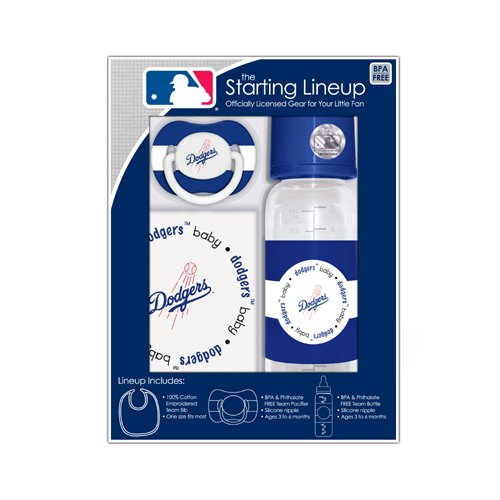 Mlb Los Angeles Dodgers Gift Set front-449225