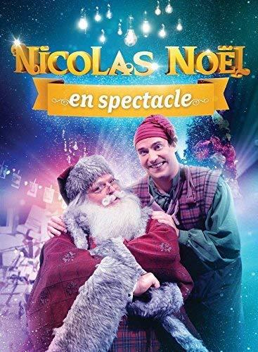 DVD : Nicolas Noel En Spectacle