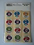 210 Reward Stickers