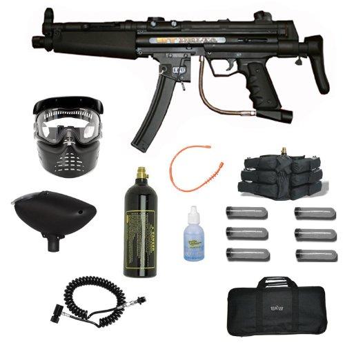 Bt Delta Paintball Gun Mega Remote Gxg 6+1 Bag Package