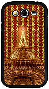 PrintVisa Case Cover for Samsung Galaxy Grand (D8111 Travel Paris Eifel)