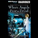 Where Angels Fear to Tread: A Remy Chandler Novel Audiobook by Thomas E. Sniegoski Narrated by Luke Daniels