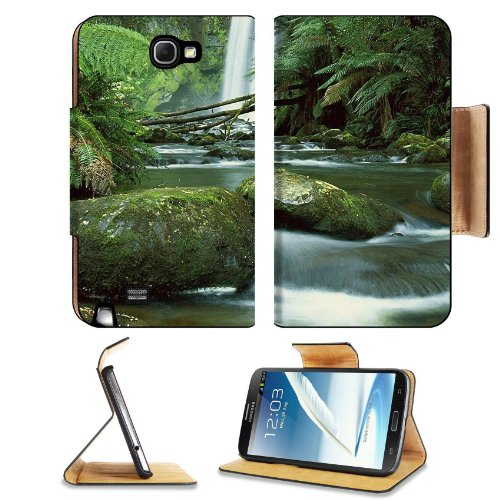 Christian Wallpaper Nature Rocks Streams Samsung Galaxy Note 2 N7100 Flip Case Stand Magnetic Cover Open Ports Customized Made To Order Support Ready Premium Deluxe Pu Leather 6 1/16 Inch (154Mm) X 3 5/16 Inch (84Mm) X 9/16 Inch (14Mm) Msd Note Cover Prof