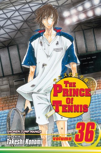The Prince of Tennis, Manga Vol. 36